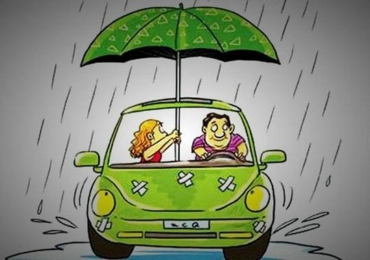 秋季下雨是常事 做好汽车防护很重要
