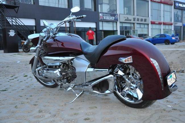 如何让摩托车跑的更快更稳_志琦轮毂电镀